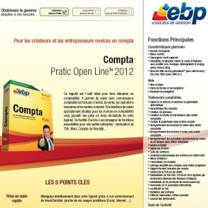 EBP Comptabilite