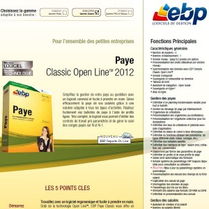 EBP Paie