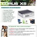 CORUS PC X5