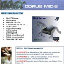 CORUS PC Mini Server