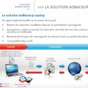 AdBackup LapTop 10 Go