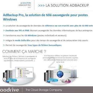 AdBackup Pro 5 Go